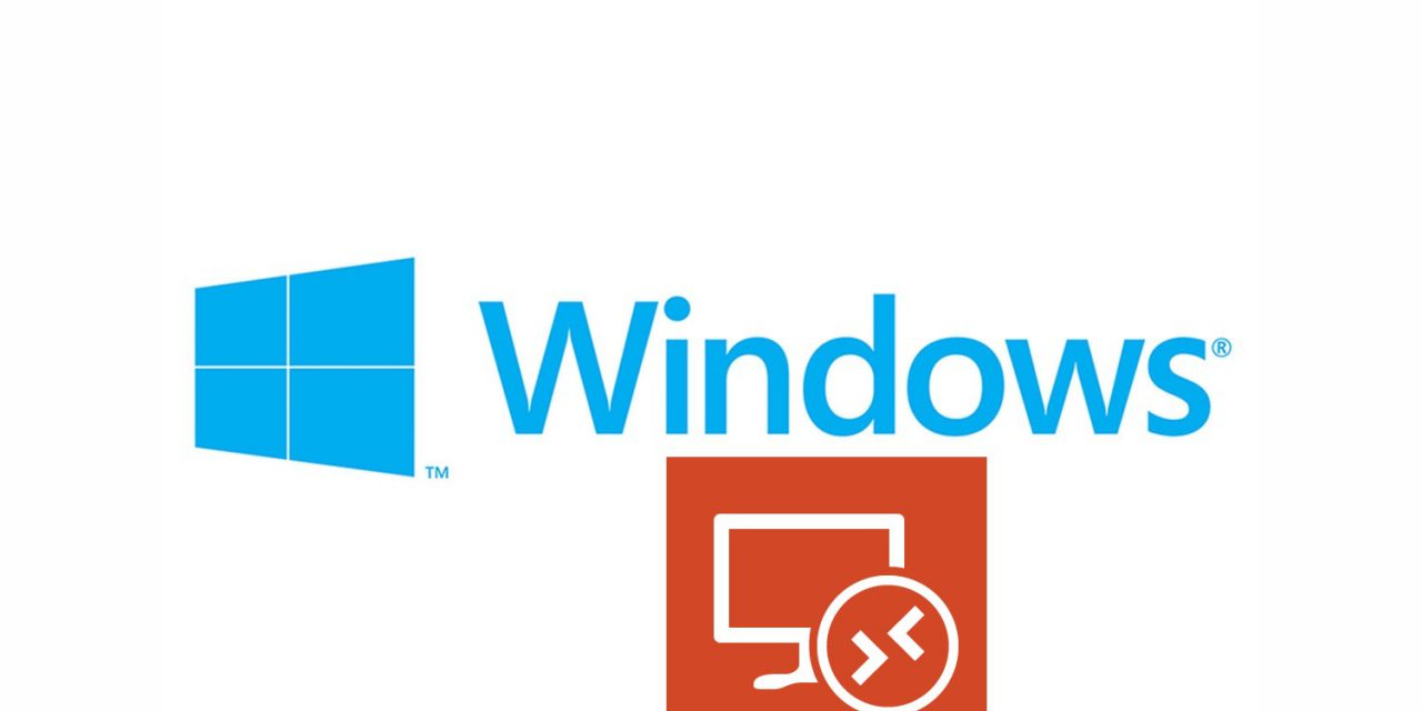 Limitar el acceso por Remote Desktop a una máquina windows